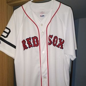 2002 Nomar Garciaparra Boston Red Sox jersey